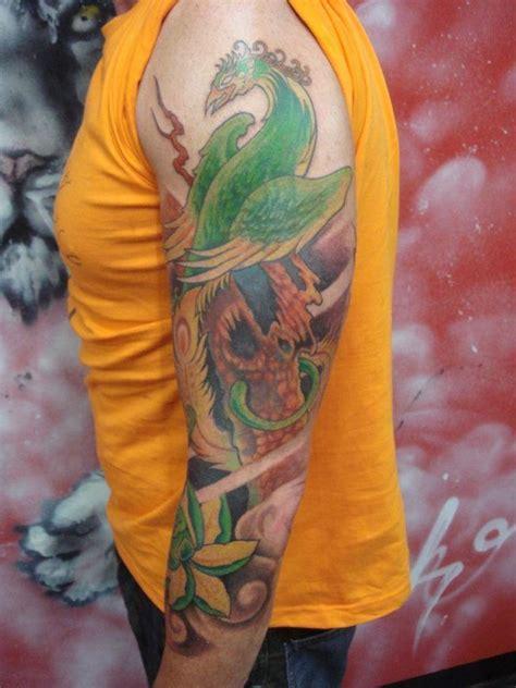 yakuza tattoo prices 68 best phoenix sleeves images on pinterest arm tattoos