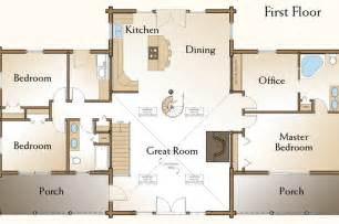 5 Bedroom Log Home Floor Plans Small Cabin Floor Plans With Loft 2 Bedroom Cabin Floor