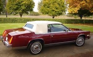 1980 Cadillac Convertible 1980 Cadillac Eldorado Information And Photos Momentcar