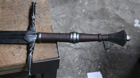 make a witcher 3 sword forging a the witcher 3 inspired sword part 2 the