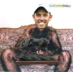 alfred dunhill links chionship home charl schwartzel relaxes on sofa at home with alfred