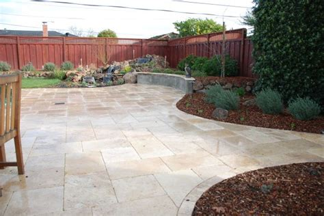 travertine paver patio projects for 2xxx
