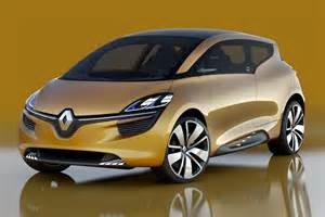 Renault Future Cars Renault Scenic Joined By Megane Sports Tourer In Geneva
