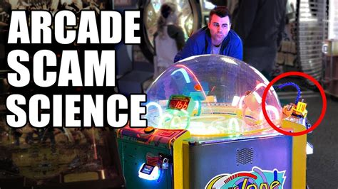 the science of game the science of arcade game scams hedonistica