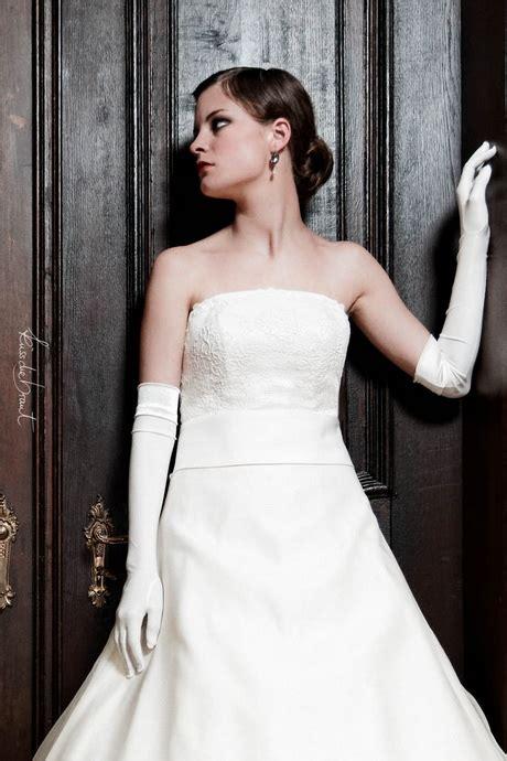 Hochzeit 70er Stil by Brautkleid 50er Stil