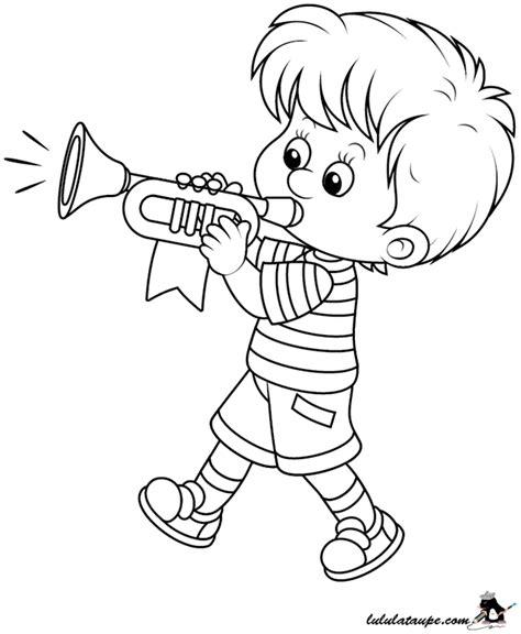Taupe Color Coloriage Un Gar 231 On Trompettiste Lulu La Taupe Jeux