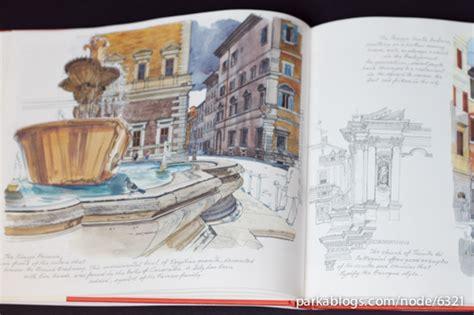 sketchbook rome book review rome sketchbook parka blogs
