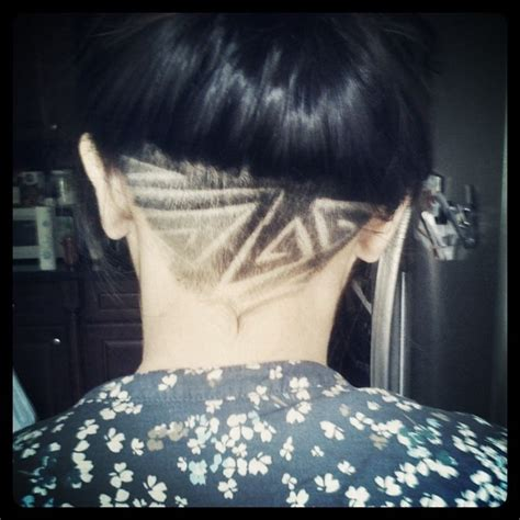 1000 images about undercut nape swag styles on pinterest 1000 images about peinados nuca on pinterest my hair