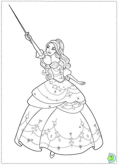 barbie musketeers coloring pages barbie three musketeers coloring pages az coloring pages