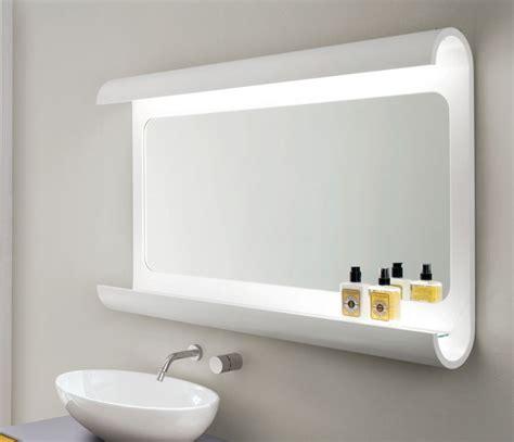 specchi bagno 50 specchi per bagno moderni dal design particolare