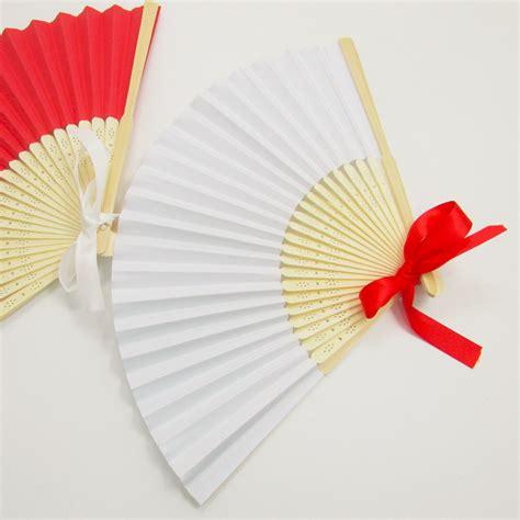 buy paper fans in bulk white paper fans wholesale bing images