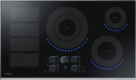 Freedom Induction Cooktop Samsung Nz36k7880us 36 Inch Induction Cooktop With Flex