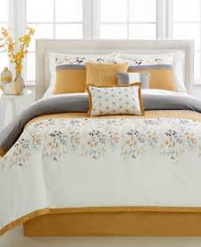 Macy S King Size Bedding York 7 Pc California King Comforter Set Bed In A Bag