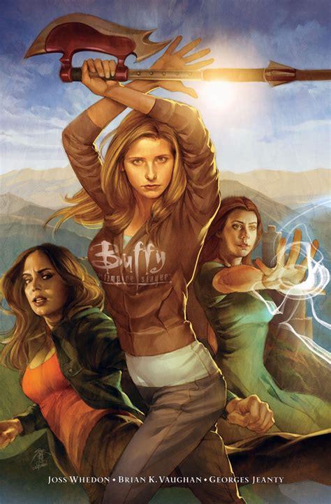 Buffy The Vire Slayer Season 9 Volume 1 Freefall 1 buffy the slayer season 8 library edition volume 1 comic community gallery of
