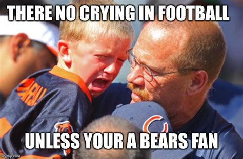 Fan Meme - bears fans imgflip