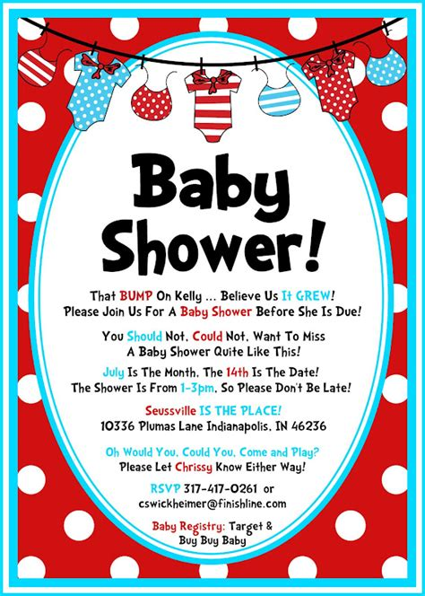 find dr seuss baby shower invitations search results for free downloadable dr seuss templates