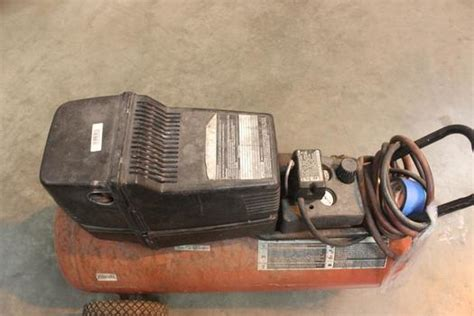 sears craftsman hp  gallon air compressor model
