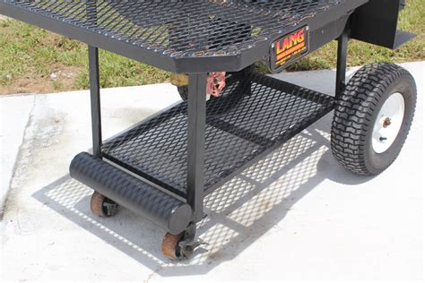 Lang 60 Patio by 36 Quot Deluxe Patio Smoker Cooker