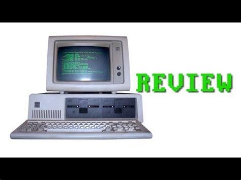 ibm 5150 personal computer video 1981 vintage computer