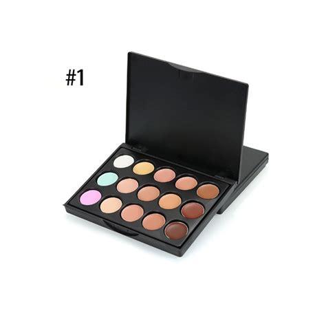 Make Foundation Palette Wgc 15 color concealer palette make up set professional contour palette makeup concealer