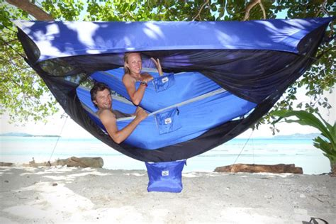 hammock bliss sky bed sky tent 2 by hammock bliss hiconsumption