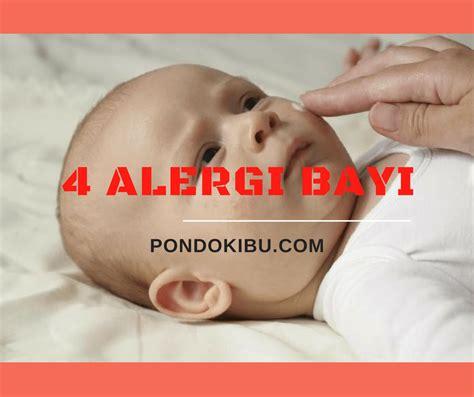 Bayi Alergi 4 alergi bayi