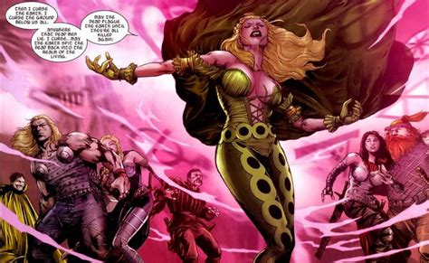 St Kullot Amora Dc 17 best images about amora the enchantress on the enchantress and