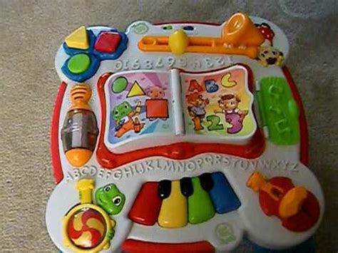 Leapfrog Learn And Groove Musical Table by Leap Frog Learn And Groove Musical Table Review