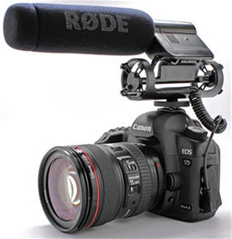 video accessories for the canon 5d mark ii: part 1