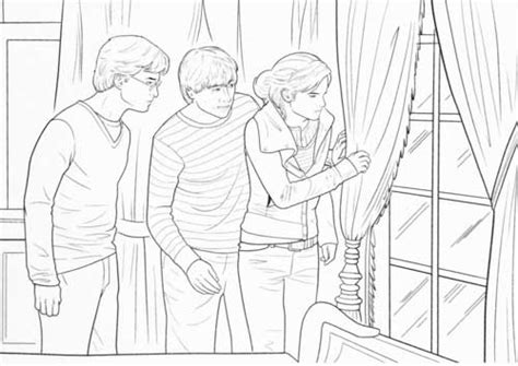 harry potter coloring pages ron harry potter coloring kit for the love of harry
