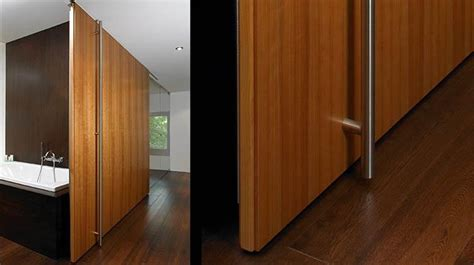 Modern Hardware Wide Interior Doors