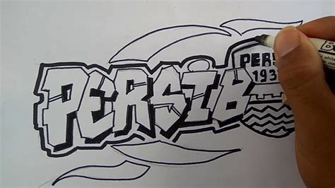 menggambar grafiti  mudah mengggambar