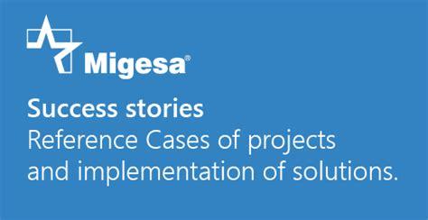 nuevo wave success stories microsoft succesful clients migesa microsoft