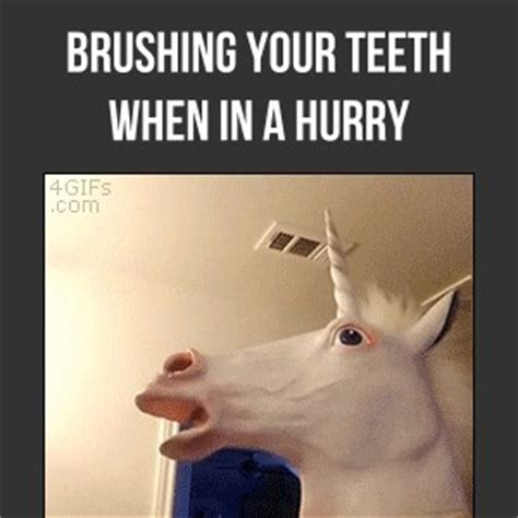 Brushing Teeth Meme - brushing your teeth when in a hurry by wendythedevil