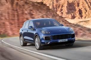 2015 Porsche Cayenne Diesel 2015 Porsche Cayenne Look Photo Gallery Motor Trend