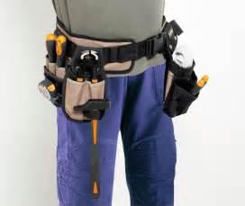 ceinture porte outils 3 poches bricoman
