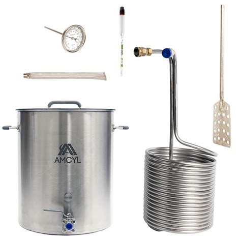 brew kettle homebrew starter kit beverage elements