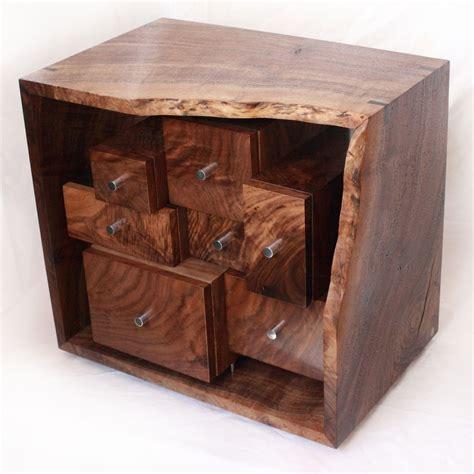 Handmade Humidors - custom made random drawer box humidor by holme designs