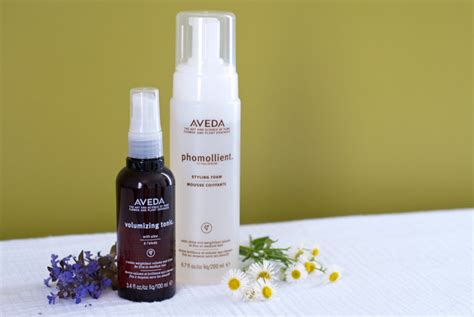 ART of the HEART: 2 Amazing Aveda Products for Voluminous Hair