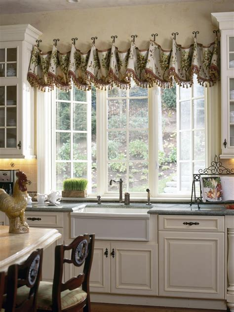 kitchen window curtain ideas creative kitchen window