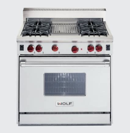Home Design Center Shreveport La Is The 36 Quot Wolf Gas Range With The Pop Up Vent A Down Draft