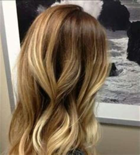 The Chair Balayage by Hair On Strawberry