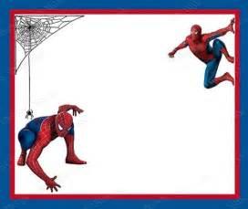 invitaciones de cumplea 241 os de spiderman imagui