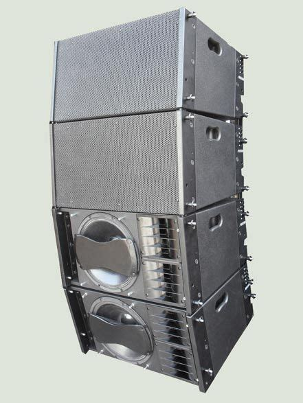 Speaker Acr Line Array pro audio line array series lw line array 12 2