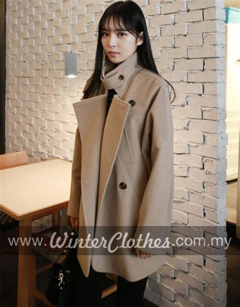 Jaket Wanita Casual Vera winter coat korea tradingbasis