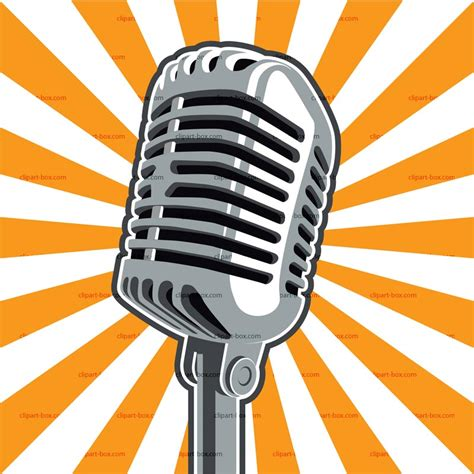 microphone clipart radio microphone clip clipart panda free clipart