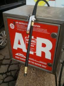 Car Tire Air Gas Station How To Put Air Into Car Tires