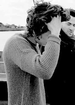 tumblr pubes in curlers harry styles running his fingers through his hair
