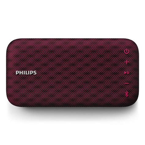 Wk Mini Bluetooth Speaker Sp280 philips everplay wireless waterproof portable bluetooth speaker w mic burgundy ebay