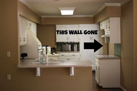 cost to knock a wall kitchen remodel part 2 koko likes koko likes